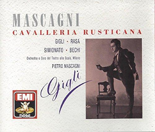 Mascagni: Cavalleria Rusticana by EMI
