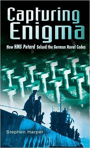 Capturing Enigma: How HMS