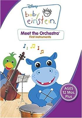 Baby Einstein - Meet The Orchestra - First Instruments from Buena Vista Home Entertainment / Disney