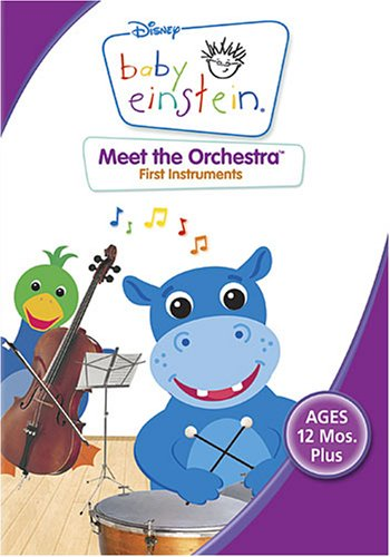 Baby Einstein - Meet the Orchestra - First Instruments (First Love Instruments)
