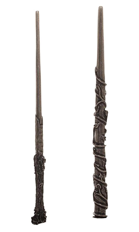 Bioworld Harry And Hermione Wand Hair Sticks by Bioworld