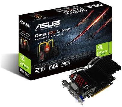 Asus Geforce GT630 2GB Silent Direct CU PCI-E Graphics Card GT630-DCSL-2GD3