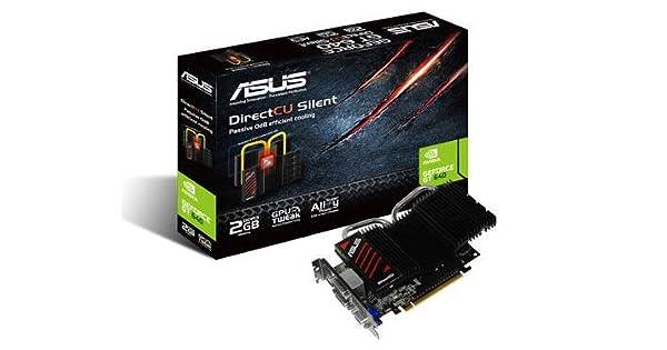 Amazon.com: ASUS tarjeta gráfica 2 GB DDR3 GT640-DCSL-2GD3 ...