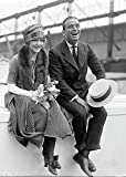 T Shirt Iron On 8 x 10 426px-Douglas Fairbanks And Mary Pickford 02