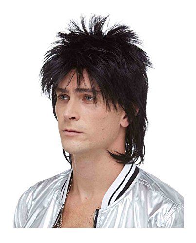 Grunge Costume Star Rock (Men's British Rock Star Costume Wig)