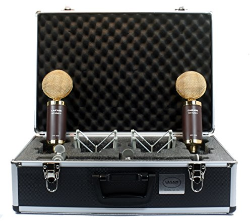 Cascade Microphones 990-GL-A Ribbon Microphone by Cascade Microphones