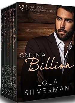 ONE BILLION Bundle Billionaire Romance ebook product image