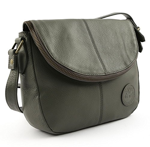 Italy M5683 Made Shoulder Timberland Bag In Grey D97 vFvH0qx
