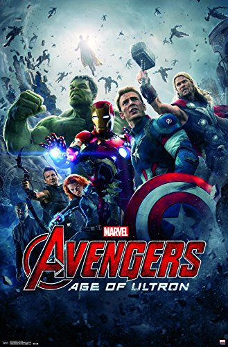 Trends International  Avengers 2 One Sheet Wall Poster 22.37