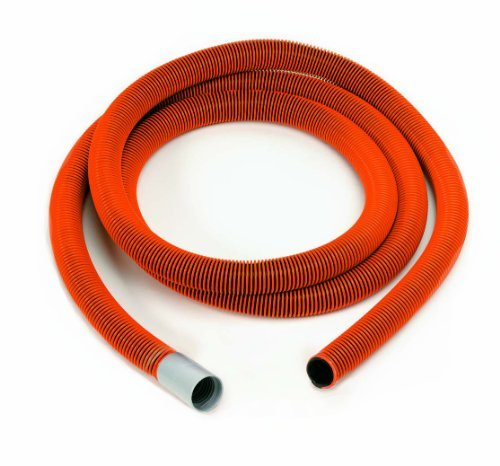 12-Feet Wet/Dry Vacuum Hose with Coupling by Mr. Nozzle (Sb Coupling)