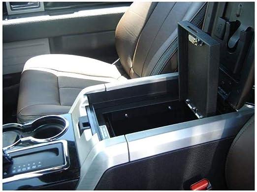 Caja de seguridad para consola central del coche: Amazon.es: Coche ...