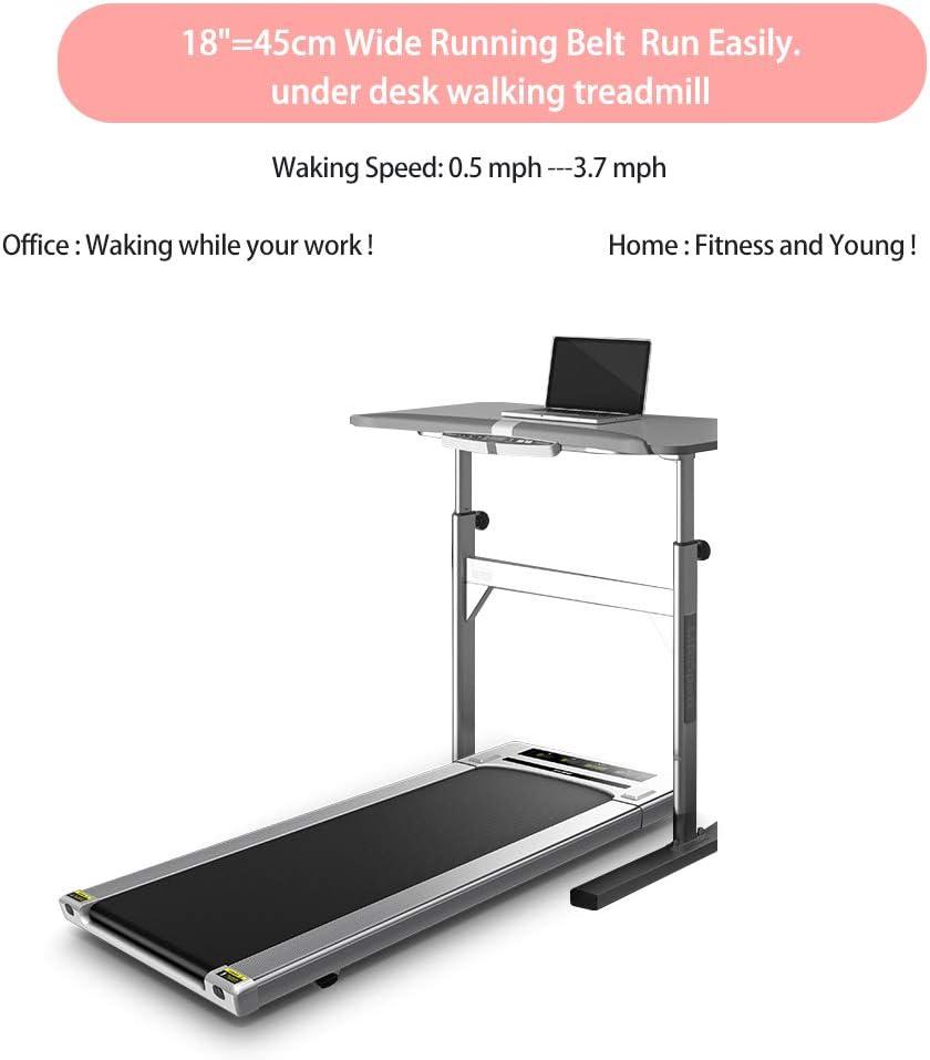 quiet treadmill