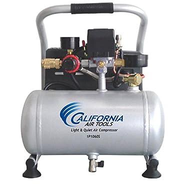 California Air Tools 1P1060S Light & Quiet Portable Air Compressor