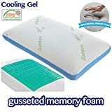 Best Cooling Pillows - COMFYT Cooling Pillow - Memory Foam Pillow Review
