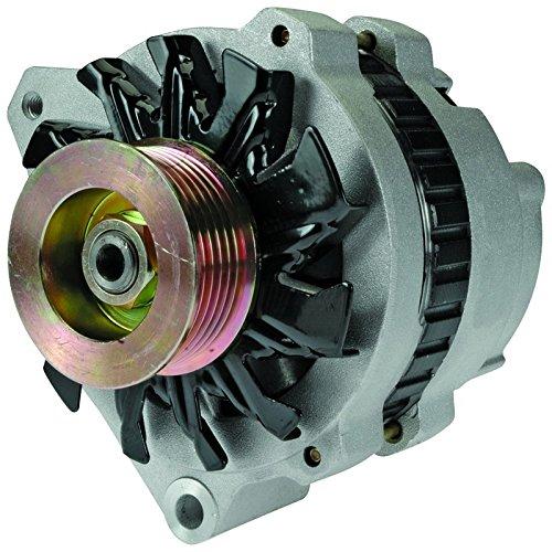 (New Alternator For Chevy GMC 4.3L 5.0L 5.7L 6.2L 6.5L Diesel, C1500 C2500 P3500 K1500 K2500, Tahoe Yukon Suburban 10463393)