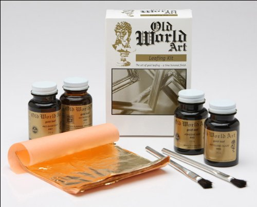 Old World Art Gold Leafing Kit