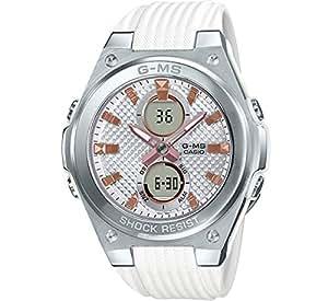 Amazon.com: Reloj para mujer Casio Baby-G G-MS acero ...