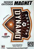 Houston Dynamo 5'' Vinyl Auto Home Magnet MLS Soccer Football Club