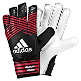 adidas Men's Ace YP MN Gloves, Black, Size 9