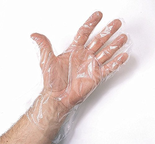 Viking Recyclable Poly Gloves (100/Box)