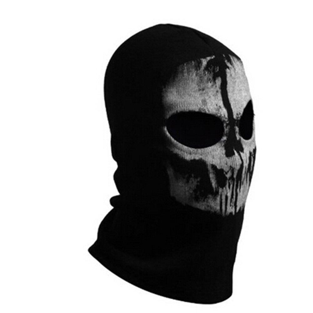 Amazon.com : Bine Bele Call of Duty 10 COD Ghost Hoods Skull ...