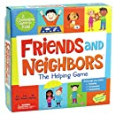 Peaceable Kingdom Friends and Neighbors: The Helping Game Award Winning Emotional Development Cooperative Game for Kids