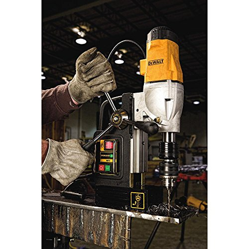 DEWALT DWE1622K Speed Magnetic Drill Press, 2-Inch