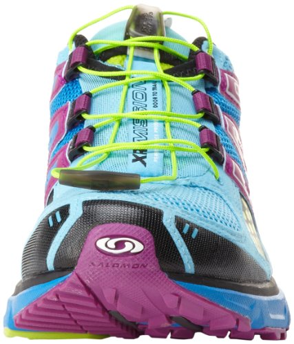 verypurple Mission Blu Xr Salomon Donna pop Green scoblu Sneaker blau xZWOxP0qg