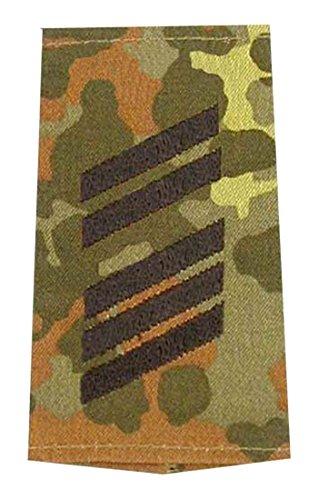 a Badge truppe Flecktarn nero spalla Bundeswehr Originalae A dell'esercito caporale i personale di Fila alto tutti fibbie ranghi vari Blöchel colori delle SfgSTWY0