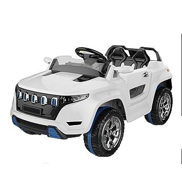 TH Coche Eléctrico De Los Niños SUV- 2.4Ghz, 2 X 6V4.5A