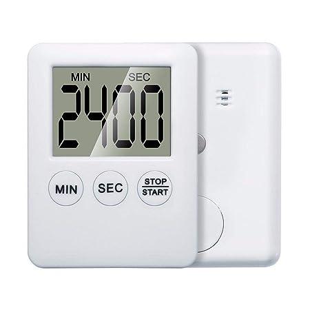 Mintime - Reloj despertador con temporizador de cocina ...