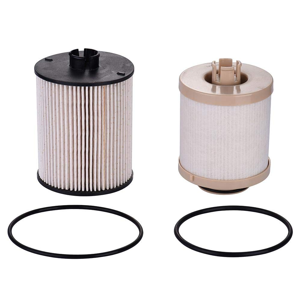 Replacement Engine Air Fuel Filter Suitable for 2008 2009 2010 Ford F-250 F-350 F-450 Super Duty 6.4L OE Number: FD4617