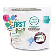 The First Years Steam Clean Reusable Microwave Sterilizer Bags
