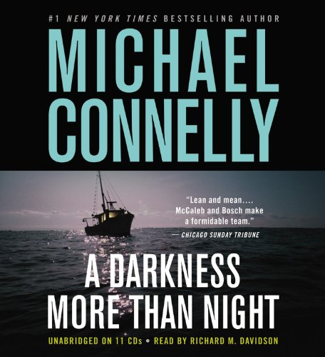A Darkness More Than Night (Harry Bosch)