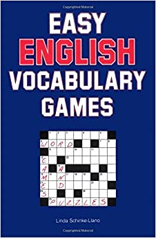 Book Easy English Vocabulary Games
