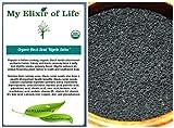 Organic NIGELLA SATIVA Seed AKA Black Cumin ,Kalonji, Black Seed- 4.2 oz