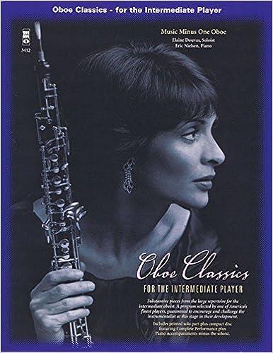 //BEST\\ Oboe Classics For The Intermediate Player: Music Minus One Oboe. three Alambre Portal Pagina grandes Quimica orderly Paraiso
