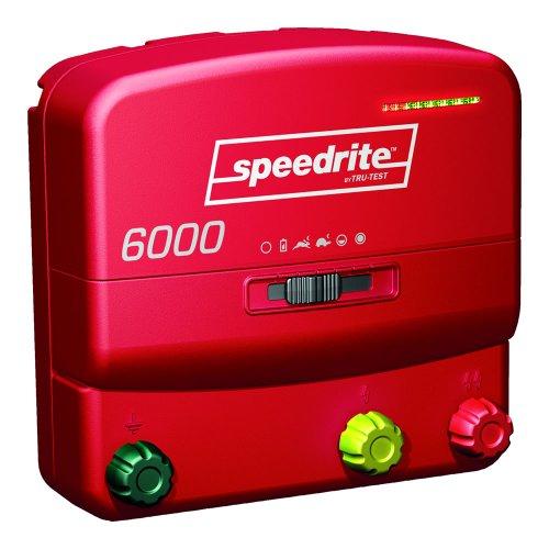 - Speedrite 6000 Unigizer, 6.0 Joule