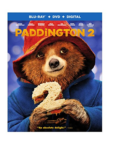 Blu-ray : Paddington 2 (With DVD, Ultraviolet Digital Copy, Subtitled, Dubbed, Dolby)