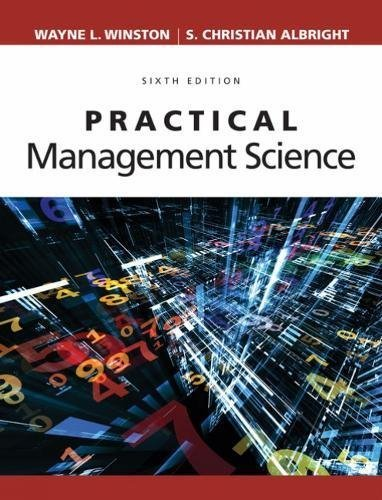 [B.E.S.T] Practical Management Science (MindTap for Communication Studies)<br />Z.I.P