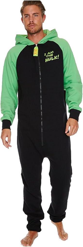 Hulk pijama, Oscuro para hombre brilla en la oscuridad Hulk ...