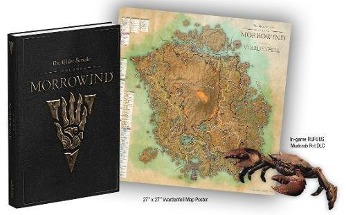 The Elder Scrolls Online: Morrowind: Prima Collector's Edition Guide cover