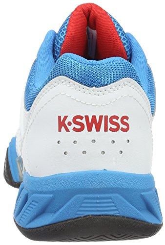 rosso Bigshot K Light 2 blu 5 swiss Bianco Uomo Scarpa 4qR3AL5jc
