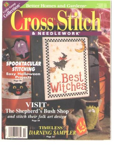 Cross Stitch & Needlework Magazine