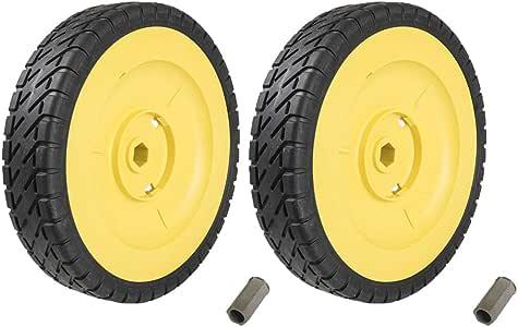 Amazon Com John Deere Walk Behind Rear Wheel Set Gx24018 Js20