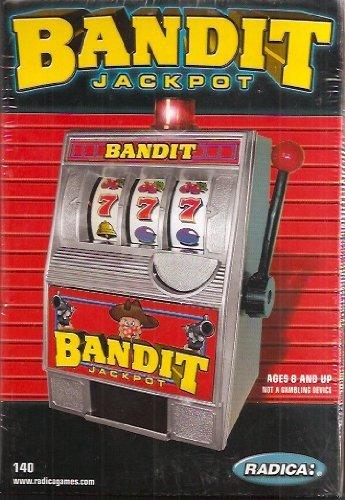 - Bandit Jackpot Mini Slot Machine