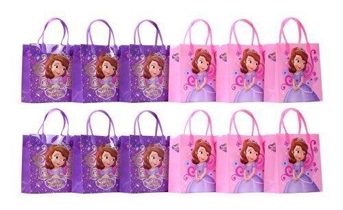 Disney Princess Sofia the First Party Favor Gift Bag - 8