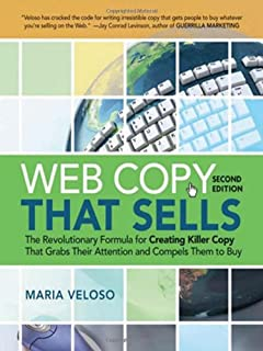 Web Copy That Sells The Revolutionary Formula For Creating Killer