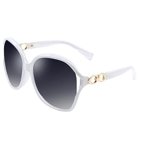 LQQAZY Gafas De Sol Subtropicales Femeninas Elegantes ...