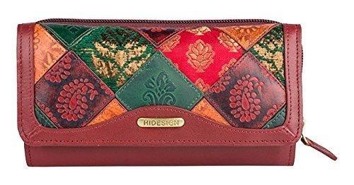 Hidesign Baga RFID Blocking Trifold Leather Wallet ()